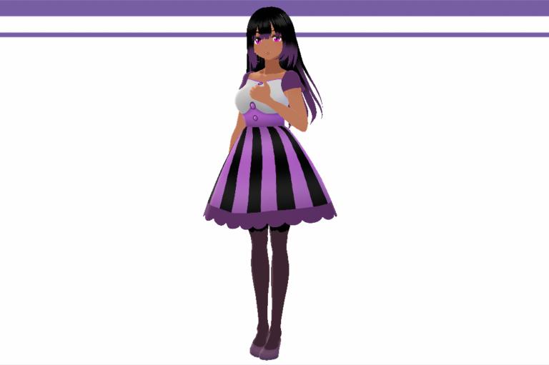 Aiyoku's Original Dress
