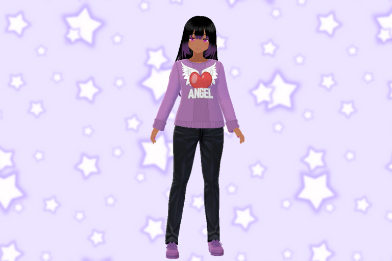 Corvy's Wallflower Sweater
